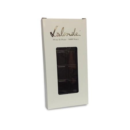 Tablette Feuilletée au Chocolat Noir