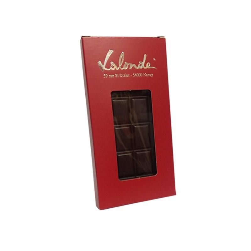 Tablette Chocolat et Café
