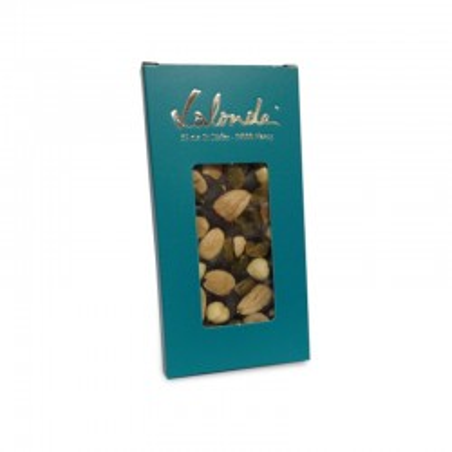 Tablette Gourmande au Chocolat Noir