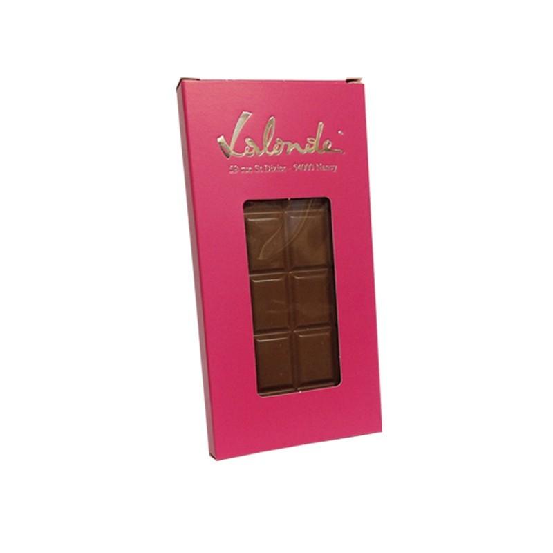Tablette Feuilletée au Chocolat au Lait